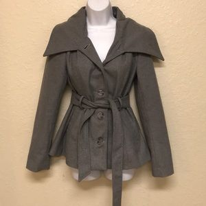 Jack by BB Dakota gray blazer jacket